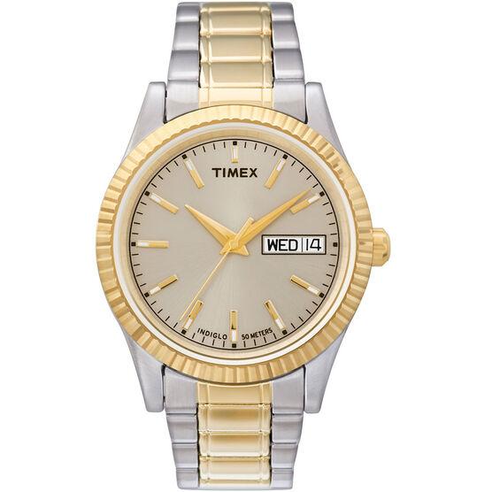 Timex Fashion Watch - Gold - 2M556