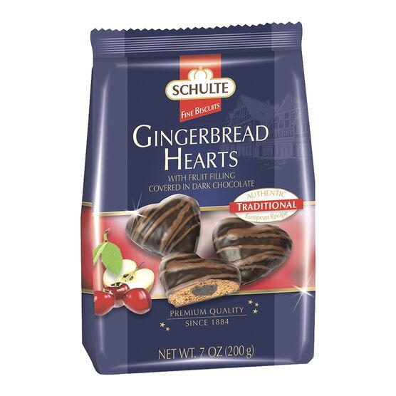 Schulte Gingerbread Fruit Filled -