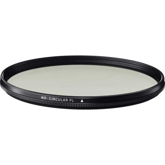 Sigma 82mm Water Repellent Circular PL Lens Filter - S82WRCP