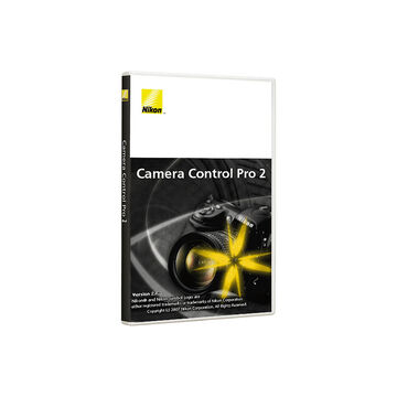 Nikon Camera Control Pro 2 Software