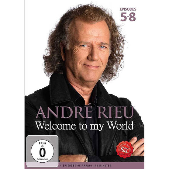 Andre Rieu - Welcome to my World (Part 2) - DVD