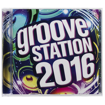 Various Artists - Groove Station 2016 - CD