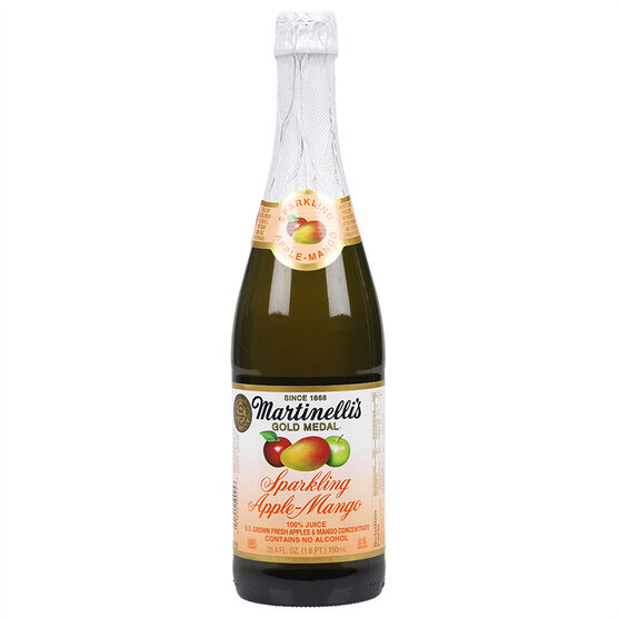 Martinelli's Sparkling Juice - Apple-Mango - 750ml