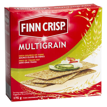 Finn Crisp Thin Crisps - Multigrain - 175g