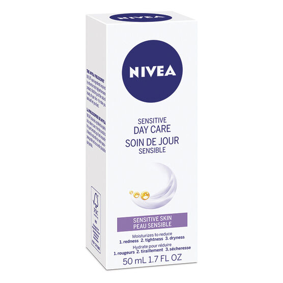 Nivea Sensitive Day Care - Sensitive Skin - 50ml