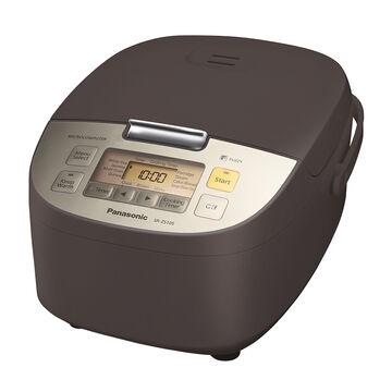 Panasonic 5 Cup Rice cooker - Brown - SRZS105