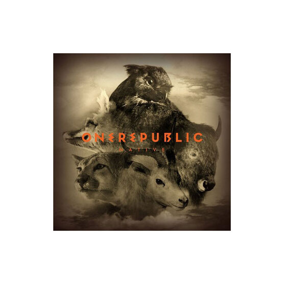 OneRepublic - Native - CD