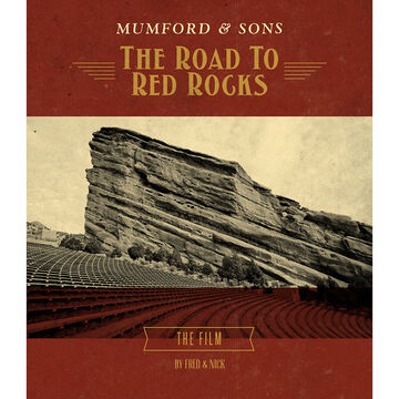 Mumford & Sons - The Road To Red Rocks - Blu-ray