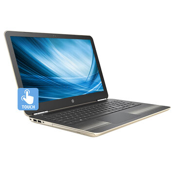 HP Pavilion 15.6inch Notebook 15-aw020ca - Gold