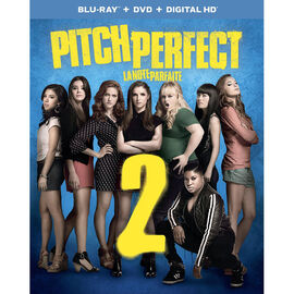 Pitch Perfect 2 - Blu-ray + DVD + Digital