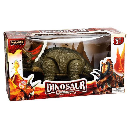 Triceratops Dark Green