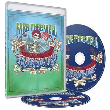 Grateful Dead - Fare Thee Well - 2 DVD