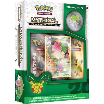 Pokémon Mythical Collection - Shaymin