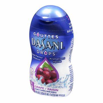 Dasani Drops - Grape - 56ml