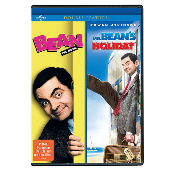 Mr. Bean 2 Movie Family Fun Pack - DVD