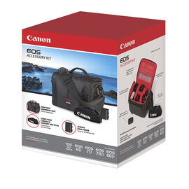 Canon Accessory Kit for EOS 5D/6D/7D/70D/60D - 9486B004