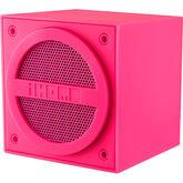 iHome Bluetooth Mini Cube - Pink - IBT16PC