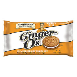 Newman's Own Ginger Cookies - 226g