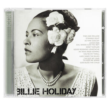 Billie Holiday - Icon - CD