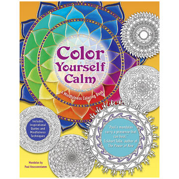 Color Yourself Calm