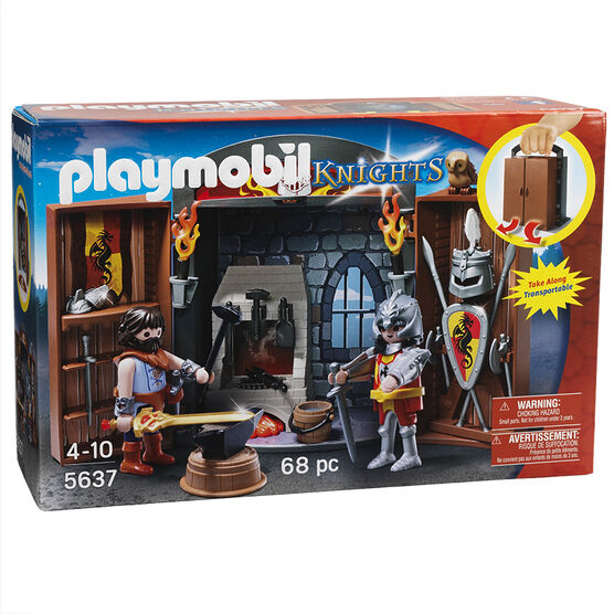 Playmobil Play Box - Knights - 56375