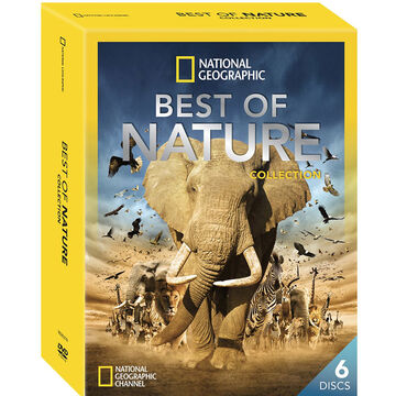 NATIONAL GEO BEST OF NATURE  DVD