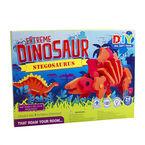 Extreme Dinosaur DIY EVA Soft Foam Stegosaurus Kit