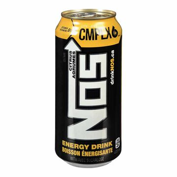 NOS Energy Drink - Citrus - 473ml