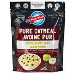 Rocket Foods Gluten Free Oatmeal - Apple Berry Jazz - 240g