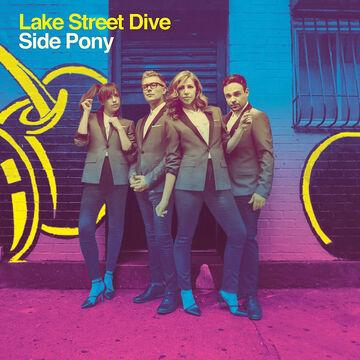 Lake Street Dive - Side Pony - CD