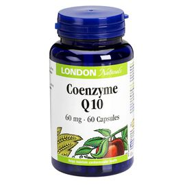 London Naturals Coenzyme Q10 - 60mg - 60's