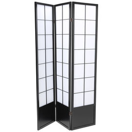 London Drugs Room Divider - Black and White