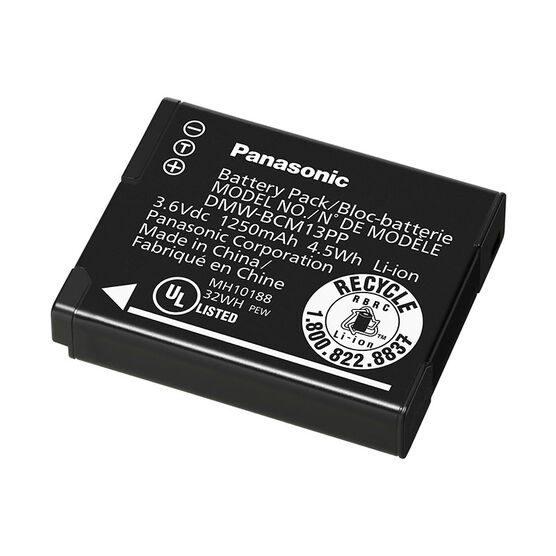 Panasonic DMWBCM13 Battery - DMWBCM13