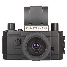 Konstruktor Camera Kit - Black - HP135SLR