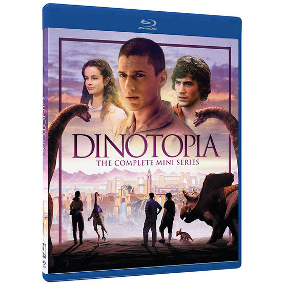 Dinotopia: The Complete Mini Series - DVD