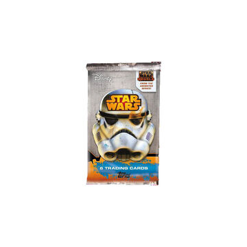 Topps 2015 Star Wars Rebels Booster - 6 cards - Mystery Pack