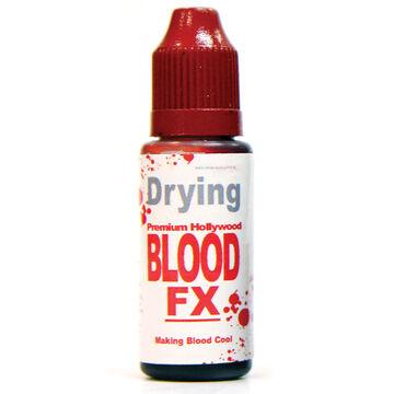 Halloween Drying Blood FX