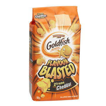 Pepperidge Farm Goldfish Crackers - Extra Cheddar - 180g