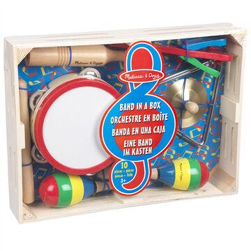 Melissa & Doug Band-in-a-Box