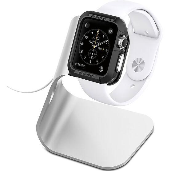 Spigen Apple Watch Stand - Silver - SGP11555