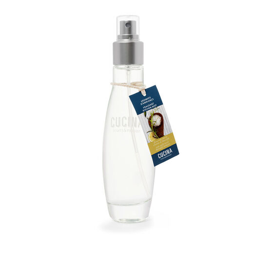 Fruit & Passion Cucina Room Spray - Sea Salt and Amalfi Lemon - 100ml