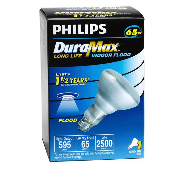 Philips 65W DuraMax Reflector Flood Light