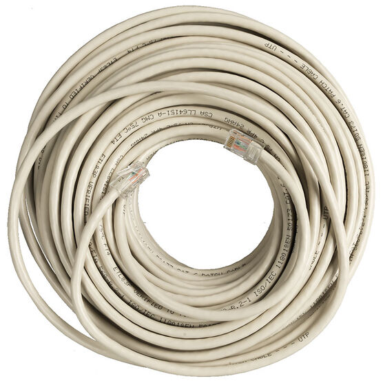 Certified Data CAT6/5E Patch Cable - 100ft - GCAT6NC-100