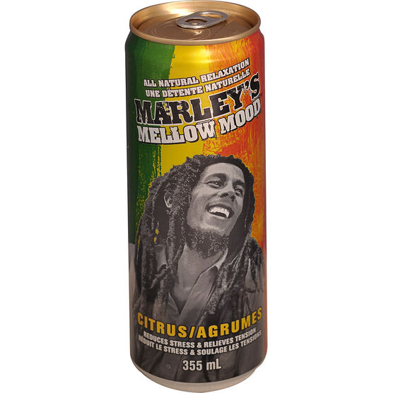 Marley's Mellow Mood - Citrus - 335ml