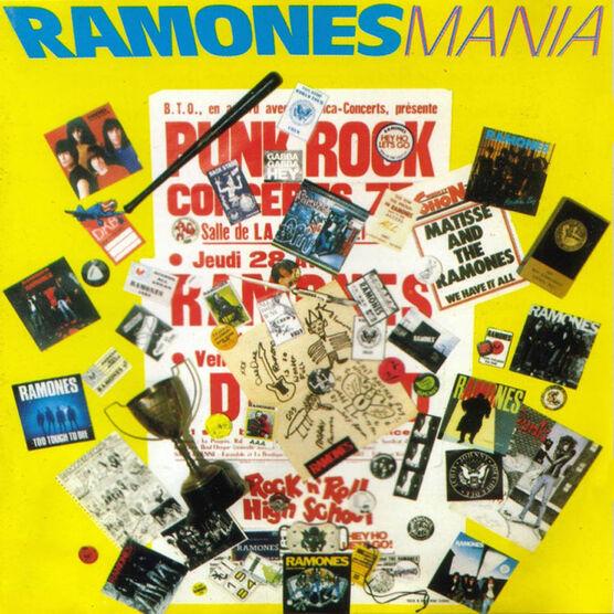The Ramones - Ramones Mania - Vinyl