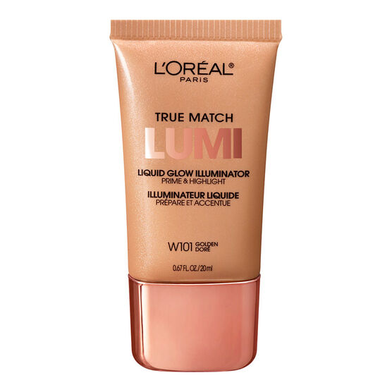 L'Oreal True Match Lumi Glow Foundation - Golden Warm
