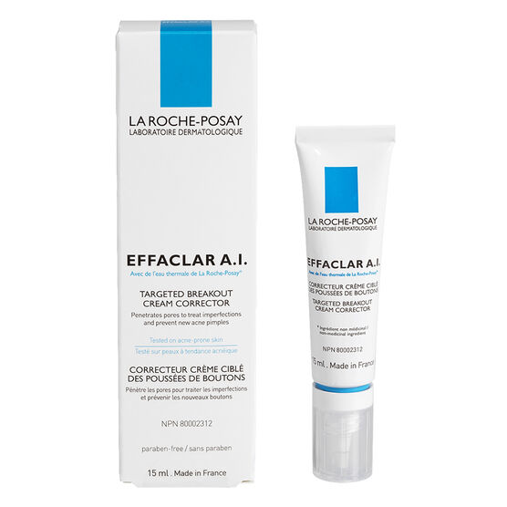 La Roche-Posay Effaclar A.I. Targeted Breakout Cream Corrector - 15ml