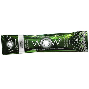 Wow Oral Rinse Powder - Spearmint - 2g