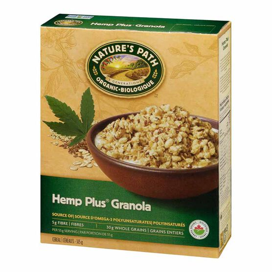 Nature's Path HempPlus Granola - 325g
