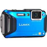 Panasonic LUMIX DMCTS5A - Blue